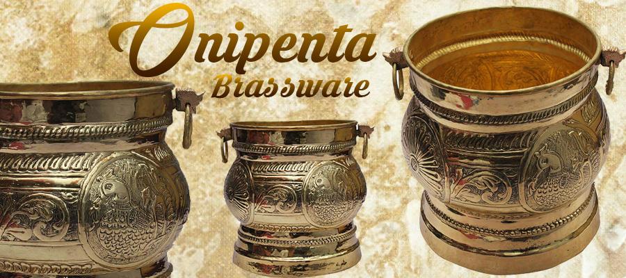 Renowned Brassware Tradition Of Kadapa District Lepakshi Handicrafts