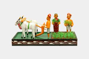 Wooden Painted Toys Kondapalli Toys Lepakshi Handicrafts
