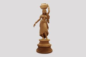 Wood Statues Lepakshi Handicrafts